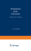 Lindahl, L.: Position and Change