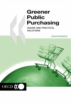 Greener Public Purchasing: Issues and Practical Solutions - Oecd Publishing, Publishing