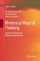 Rhetorical Ways of Thinking - Lillie R. Albert