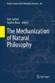 The Mechanization of Natural Philosophy - Sophie Roux;  DAN GARBER