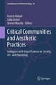 Critical Communities and Aesthetic Practices - Francis Halsall; Julia Jansen; Sinéad Murphy