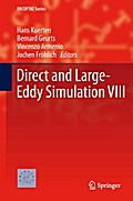 Direct and Large-Eddy Simulation VIII - Hans Kuerten