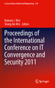 Proceedings of the International Conference on IT Convergence and Security 2011 - Kuinam J. Kim; Seong Jin Ahn
