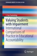 Valuing Students with Impairment - Joy Cumming