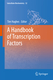 A Handbook of Transcription Factors - Timothy R. Hughes