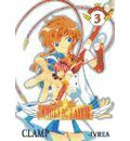 Angelic Layer, Volume 3 - Clamp