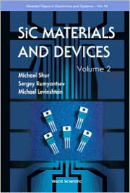 Sic Materials and Devices, Volume 2