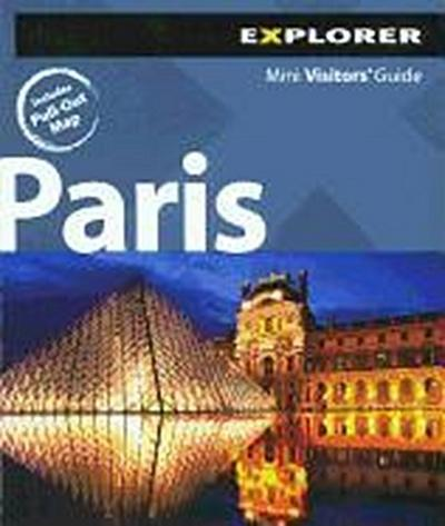 Paris Mini Guide - Daniel McLaughlin