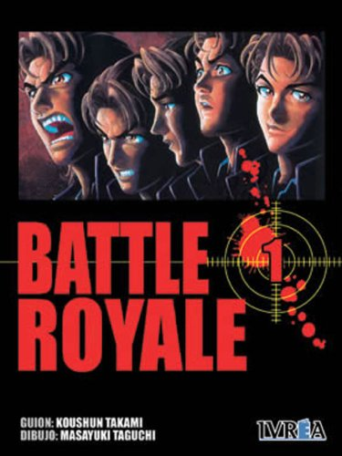 Battle Royale 1 (Spanish Edition) - Takami, Koushun