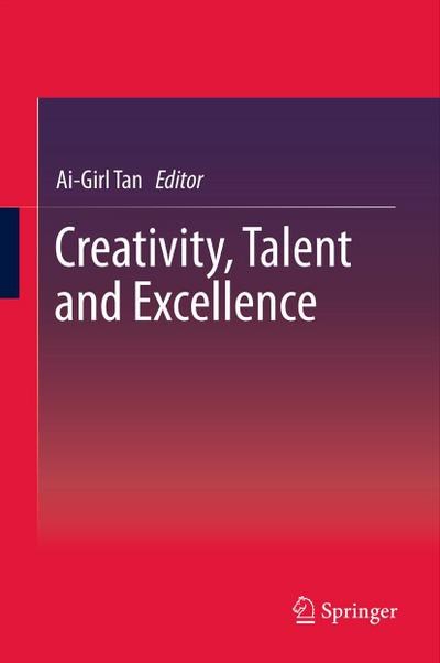 Creativity, Talent and Excellence - Ai Girl Tan