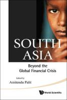 South Asia: Beyond the Global Financial Crisis