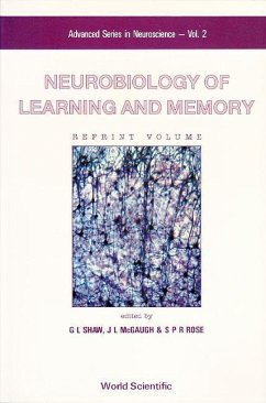 Neurobiology of Learning and Memoray: Reprint Volume