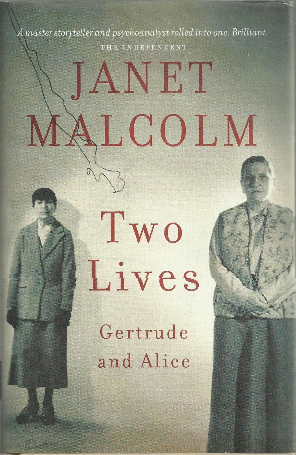 Two Lives - Gertrude and Alice - Malcolm, Janet