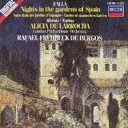 Nächte In Spanischen Gärten/+ - De Larrocha, Alicia/Frühbeck De Burgos, Rafael/LPO