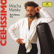 CELLISSIMO - MAISKY, MISCHA/HOVORA, DARIA