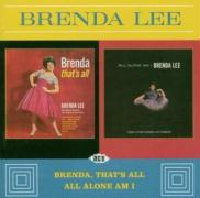 Brenda,That's All/All Alone Am I - Lee, Brenda
