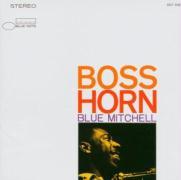Boss Horn-RVG - Mitchell, Blue