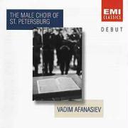 Russische Chor Musik (Trad.Fol - Male Chor Of St. Petersburg/Afanasiev, Vadim