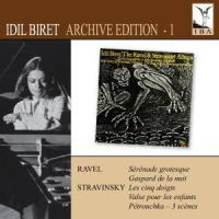 Serenade Grotesque/Gaspard De La Nuit - Biret, Idil