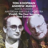 The Four Seasons/Oboe Concertos - Koopman/Manze/Ponseele/Abo