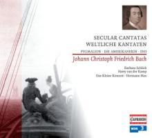 Weltliche Kantaten - Schlick/Van Der Kamp/Max