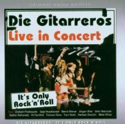 It's Only Rock'n Roll,Live - Gitarreros