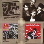 Tutti Frutti (82)+Live! (83) - Spider Murphy Gang