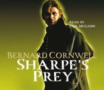 Sharpe's Prey - Cornwell, Bernard