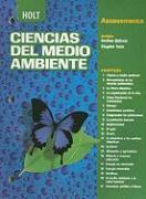 Holt Ciencias del Medio Ambiente Assessments
