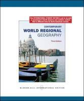Contemporary World Regional Geography - Dymond, Joseph