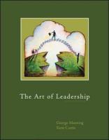 The Art of Leadership - Manning, George; Curtis, Kent