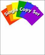 Fast Tracks Mystery Single Copy Set (3x1) - Reed