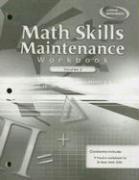 Math Skills Maintenance Workbook: Course 2