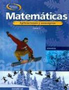 Matematicas Curso 2: Aplicaciones y Conceptos
