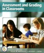 Assessment and Grading in Classrooms - Brookhart, Susan M.; Nitko, Anthony J.