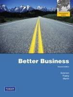 Better Business: International Version - Solomon, Michael R.; Poatsy, Mary Anne; Martin, Kendall