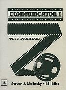 Communicator Test Package, Level 1 - Molinsky, Steven J.; Bliss, Bill