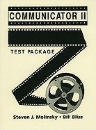 Communicator Test Package, Level 2 - Molinsky, Steven J.; Bliss, Bill