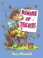 Beware of Teachers - Blundell, Tony