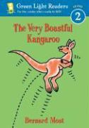 The Very Boastful Kangaroo - Most, Bernard
