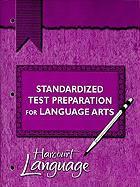 Standardized Test Preparation for Language Arts, Grade 5