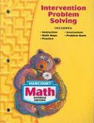 Harcourt Math Georgia Edition Intervention Problem Solving Grade 1