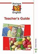 Nelson English - Red Level Teacher's Guide - Jackman, John