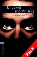 Oxford Bookworms Library: 9. Schuljahr, Stufe 2 - Dr Jekyll and Mr Hyde: Reader und CD