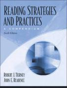 Reading Strategies and Practices: A Compendium, Mylabschool Edition - Tierney, Robert J.; Readence, John E.