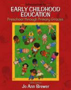 Introduction to Early Childhood Education: Preschool Through Primary Grades, Mylabschool Edition - Brewer, Jo Ann
