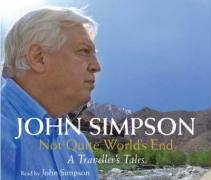 Not Quite World's End - Simpson, John