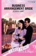 Business Arrangement Bride - Hart, Jessica