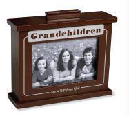 Grandchildren Photo Box Frame - Zondervan Publishing