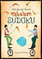 Will Shortz Presents Trickiest Sudoku: 200 Very Hard Puzzles - Shortz, Will; Pzzl Com